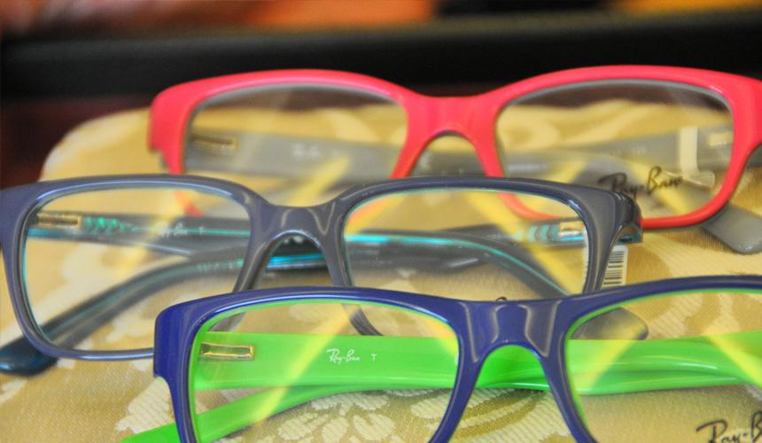 Kinderbrillen von Ray Ben