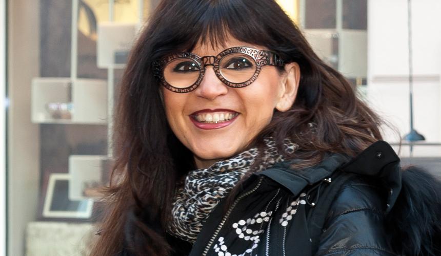 Sabine Katzner Korrekturbrille