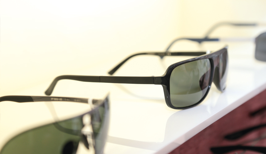 Herrensonnenbrillen
